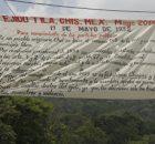 DENUNCIA PÚBLICA  EJIDO TILA, CHIAPAS MEXICO A 05 DE JUNIO DE 2018  A la Opinión pública Al Concejo Indígena de Gobierno Al...