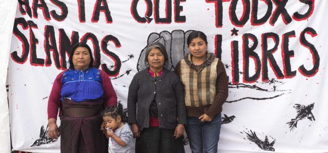 Programa de radio por el día internacional de solidaridad con las presas y presos en lucha, desde la jornada de acción global x lxs presxs...